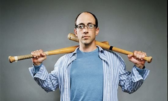 Twitter CEO Dick Costolo, his eyes on your app data ready to swing